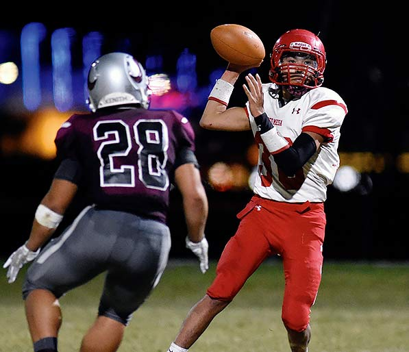Red Mesa gives No. 2 seed Trivium Preparatory a scare