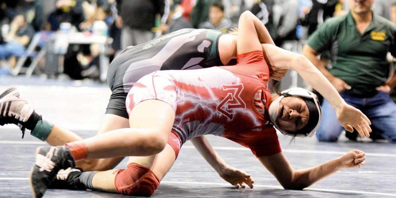 Local wrestling tourney gets bigger, better
