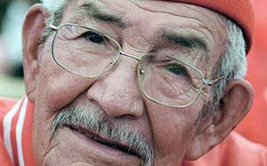 Code Talker Alfred K. Newman passes