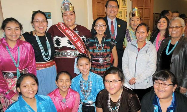 At Indian Day, Nez pushes for Native-centered curriculum