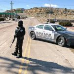 Report says shots fired, manhunt ends with no suspects