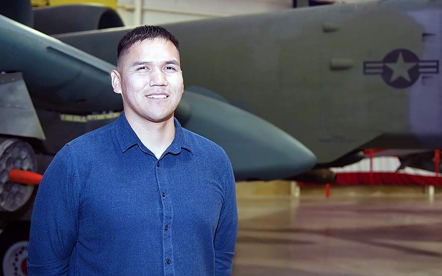 Hill computer scientist works to keep A-10s flying