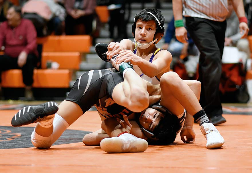 Area wrestlers have big plans for state