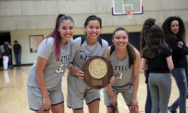 Navajo players key in advancing Pima women's basketball