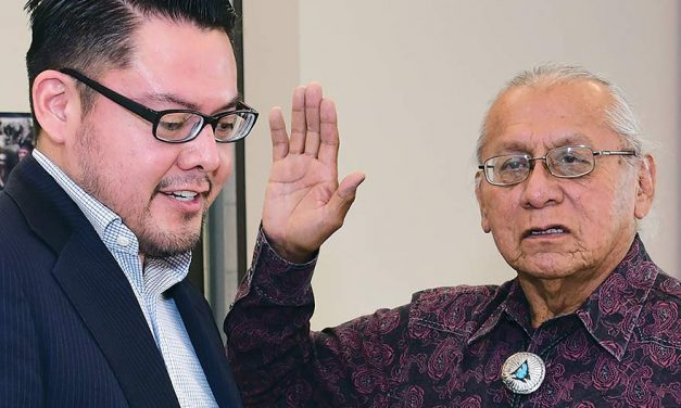 Tso appointed Diné College regent