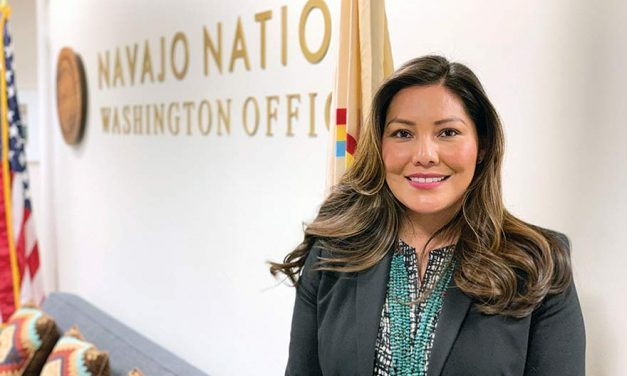 New Washington Office director inspired by daughter, parents
