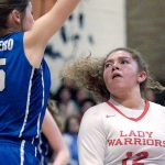 Pine Hill girls earn historic playoff win
