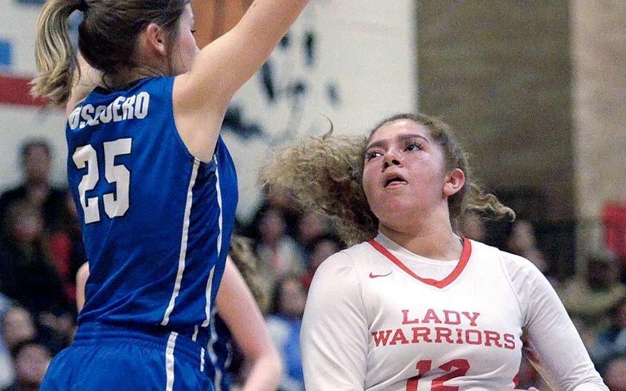 Pine Hill girls earn historic playoff win
