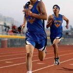 Zuni turns heads in early track season