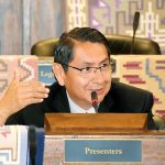 Nez espouses frugality for coming fiscal year