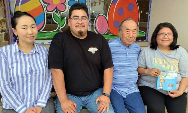 Relatives from across the globe? Thanks to letter, Mongolians connect with Diné in Tulsa