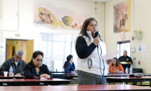 Police listening session: Eastern wants more police, quicker response times