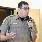 Police chief, delegates at odds over Dilkon move