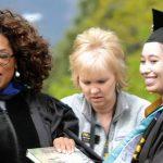 Graduate inspired by commencement speaker Oprah