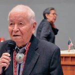 Pinto's granddaughter should take his place in Legislature