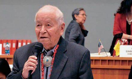 N.M. Sen. John Pinto passes at 94
