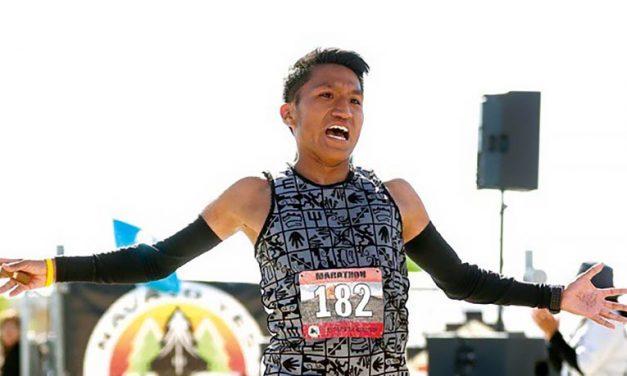 'A huge gig': Hopi man, woman win Shiprock Marathon