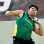Thoreau's Garcia wins Class 3A state discus title
