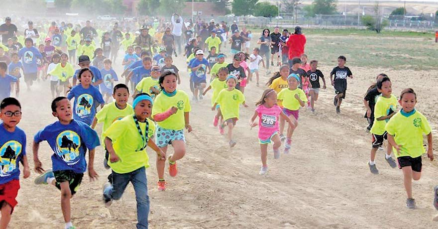 Smooth sailing for improved Shiprock marathon