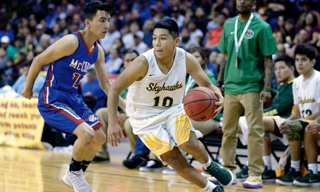 Locals looking forward to NM all-star game