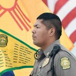 'My heart still hurts so much': Honor ride remembers fallen Navajo Police officers, families