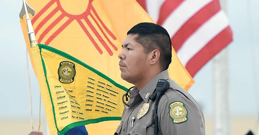 Letters: Navajo Nation Police deserve respect - Navajo Times