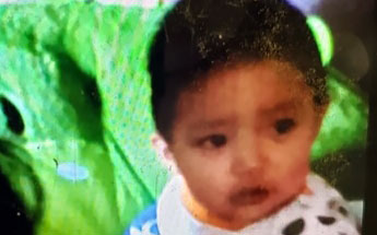 Search for toddler continues