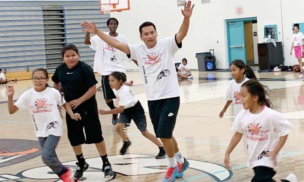 Basketball camp instills values beyond the court