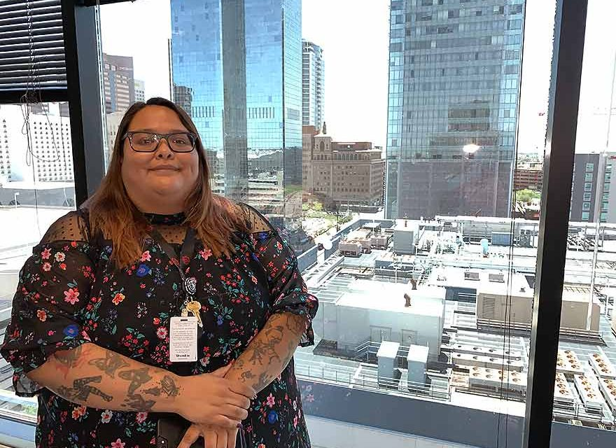 'Telling my own people's stories':  Diné reporter tasked with covering Arizona's Native nations