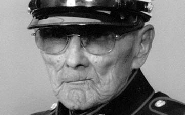 Code Talker Brown passes at 97