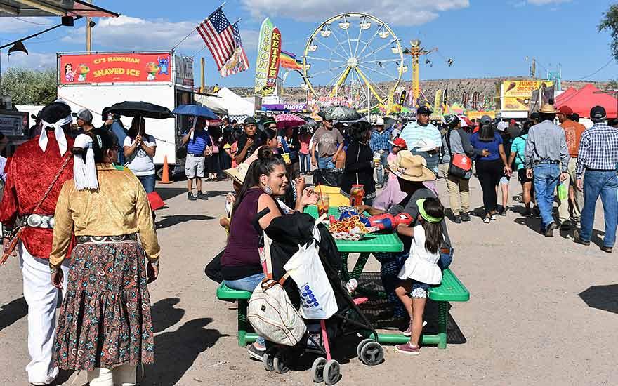 Navajo Nation Fair still in turmoil