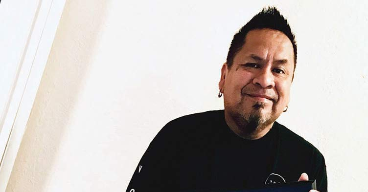 The thing I love':  Navajo sound-mixer/studio engineer living the dream
