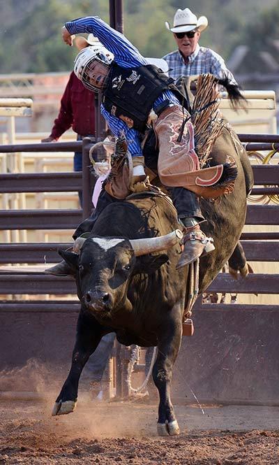 An amazing feeling': 3 Diné cowboys win Ariz  state high