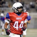 Some Diné players sit out fight in all-star FB game