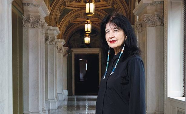 'She brings visibility to our stories':  Joy Harjo named first Native U.S. poet laureate