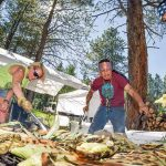 'All I can feel is home':  Diné, Pueblos celebrate unity at Bears Ears