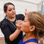 'Makeup is my knack':  After injury ended her athletic career, this Diné never looked back