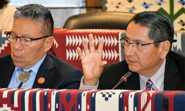 Nez stresses unity, but some delegates skeptical