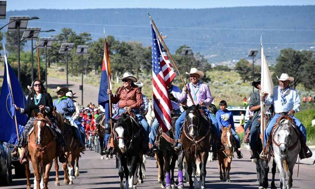PHOTO: Navajo Nation Council delegates start summer session