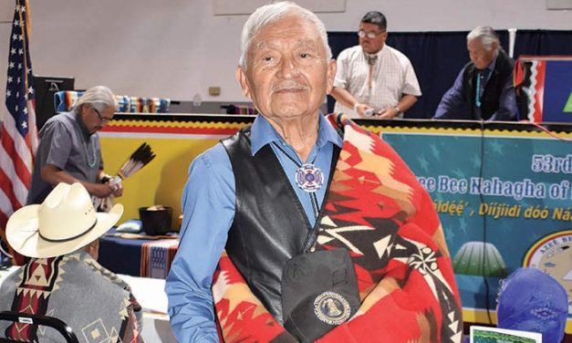 'The road of a good life':  Champion for Azee' recognized for life's work
