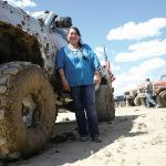 Mud-bogging helps mom deal with tragedy