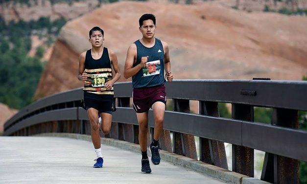 Eye-opening experience: Gallup runner uses training to win Asaayi Run