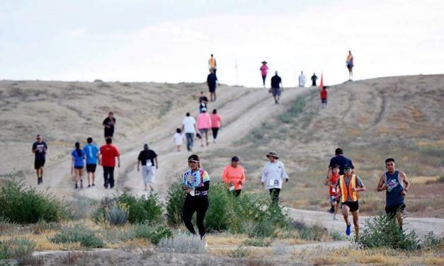 Bigfoot theme draws runners to last JMI