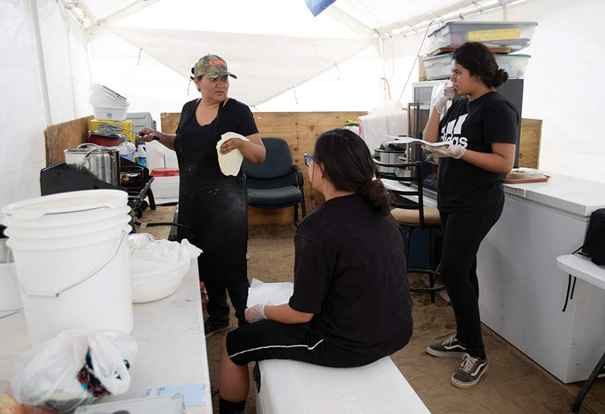 Rollling in dough: Family food stand builds life skills, independence for kids