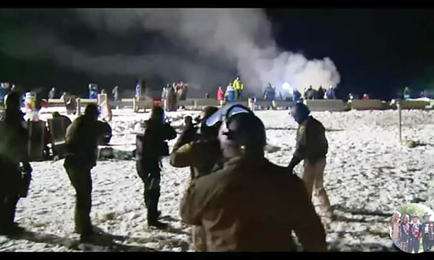 Wounded DAPL protester suing ND law enforcement
