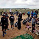 Rez golf tourney sees large turnout