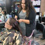 Salon marks another new start for multi-talented designer