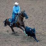 Sells, Hall take all-around Ceremonial titles