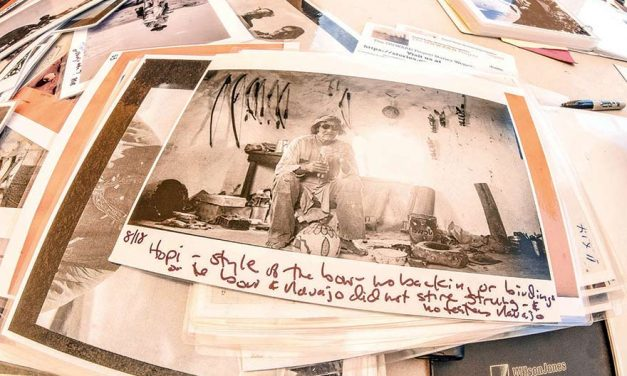 Project to map 1930s expedition reveals people, culture