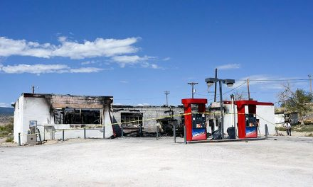 Trading post with storied history a 'total loss'